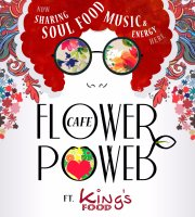 Flower Power Cafe