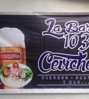 La BARRA 103 Cevichelas