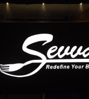 Sevva restaurant and lounge