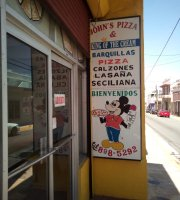 John's Pizza & King Of Ice Cream