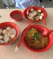 Kim Fa Fish Ball Minced Meat Noodle