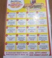 Passaporte Hamburguer
