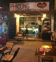 Phicong Regina Coffe-Pizza