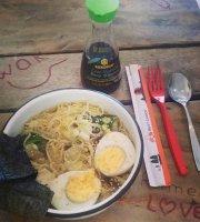 SOBA - ramen noodle shop