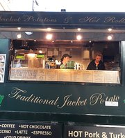 Traditional Jacket Potato Wagon