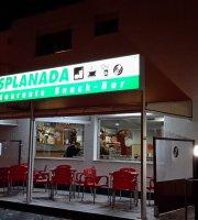 Cafe Restaurante Esplanada