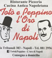 toto et peppino - l'or de Naples