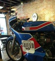 Biker Shield Bistro