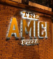 Tre Amici  Pizza