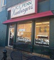 C. F. Penn Hamburgers