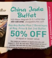 China Jade Buffet