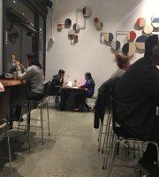 Contraband Coffeebar on 5th Street