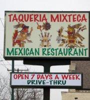 Taqueria Mixteca