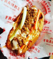 Fancy Franks Gourmet Hot Dogs