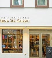 Haus St. Anton Jam Factory & Cafe