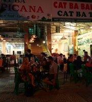Cat Ba Tropicana Local food-Cafe