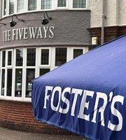 The Fiveways pub