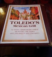 Toledo's Mexican Grill