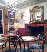 Salon de the de l'ancien Presbytere Atelier Creations
