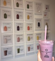 Daily Dose Organic Cold Pressed Juice Cafe
