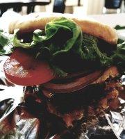 Zombie Burger Shake Lab