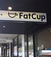 ‪Fat Cup Cafe‬