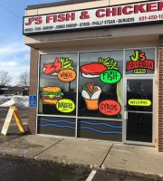 J's Fish and Chicken