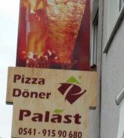 Pizza Döner