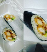 Fujiyama Sushi Burrito
