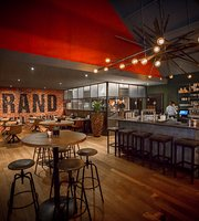 The Brand Bar & Grill Cuisine
