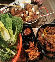 Kalbi Korean Restaurant