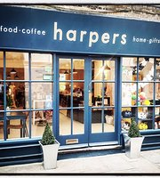 ‪Harpers Coffee & Gifts‬