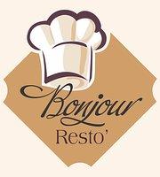 Nhà hàng Bonjour Resto' Nguyen Tri Phuong