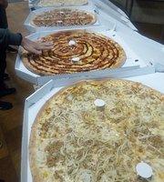 Pizzeria La Finissima Maxipizza