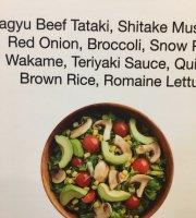 Tokyo Chopped Salad
