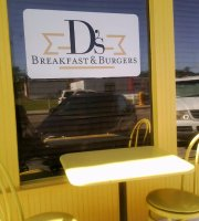 D's Breakfast and Burgers