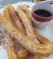 Muchaway Churros and Vegan Bakery