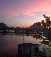 Cafe Lake View Pushkar