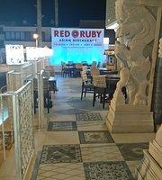 Red ruby asian restaurant