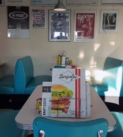 Surfer Joe Diner Livorno