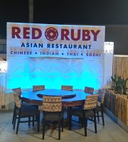 ‪Red Ruby Asian Restaurant‬