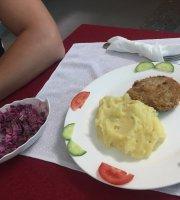 Quán ăn Okroshka