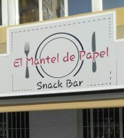 El Mantel De Papel Snack Bar