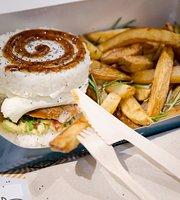 Myke Fish and Burger