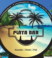 The Playa Bar