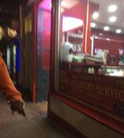 Tony's kebab shop