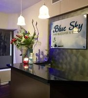 sunflowers massage blue sky thai massage