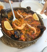 Chiringuito Andalucia Playa Torillo