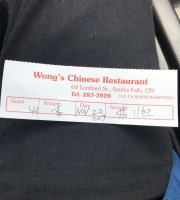Wong's Chinese Buffet Restaurant
