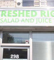 Freshed Right Salad and Juice Bar